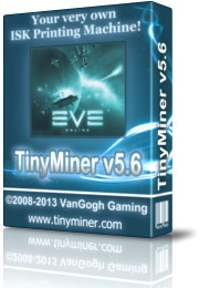 Windows 7 TinyMiner EVE Online Mining Bot 5.74 full